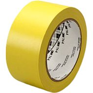 3M™ Universal Marking PVC Adhesive Tape 764i, Yellow, 50mm x 33m