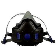 Ochranná maska Polomaska 3M HF-803SD Secure Click s mluvítkem, (L), 1 / EA / LARGE  - Ochranná maska