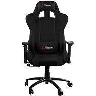AROZZI Inizio Fabric černá - Herní židle