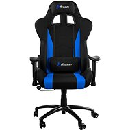 AROZZI Inizio Fabric černo/modrá - Herní židle