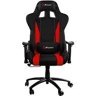 AROZZI Inizio Fabric černo/červená - Herní židle