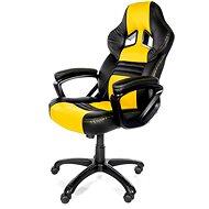 Arozzi Monza Yellow - Kancelářské křeslo