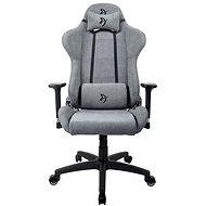 AROZZI TORRETTA Soft Fabric Ash - Herní židle