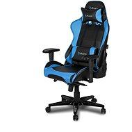 AROZZI Verona XL+ černo/modrá - Herní židle