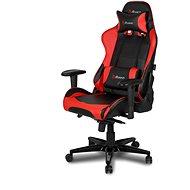AROZZI Verona XL+ černo/červená - Herní židle