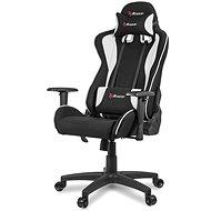 AROZZI Mezzo V2 Fabric černo/bílá - Herní židle