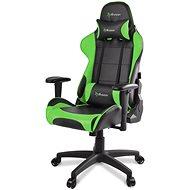 AROZZI Verona V2 černo/zelená - Herní židle