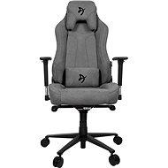 AROZZI Vernazza Soft Fabric Ash - Herní židle