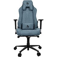 AROZZI Vernazza Soft Fabric modrá - Herní židle