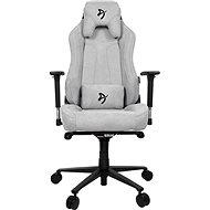 AROZZI VERNAZZA Soft Fabric Light Grey - Gaming Chair