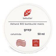 Bebutter Šlehané bio bambucké máslo grep 50ml - Bambucké máslo