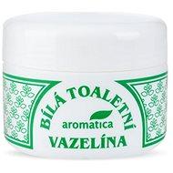 AROMATICA Bílá toaletní vazelína s vitaminem E 100 ml - Mast