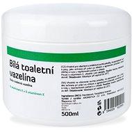 AROMATICA Bílá tolaletní vazelína s vitaminem E 500 ml - Mast