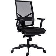 ANTARES 1850 Syn Omnia SL BN7 černá + područky AR08 - Kancelářská židle