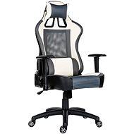 ANTARES Boost bílá - Herní židle