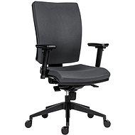 ANTARES 1580 Syn Gala Plus SL BN6 šedá + područky AR08 - Kancelářská židle