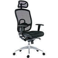 ANTARES OKLAHOMA PDH černá - Kancelářská židle