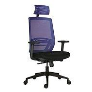 ANTARES ABOVE modrá - Kancelářská židle