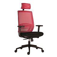 ANTARES ABOVE vínová - Kancelářská židle