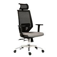 ANTARES Edge šedá - Kancelářská židle