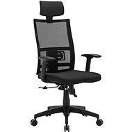 ANTARES Mija černá - Kancelářská židle