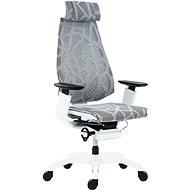 ANTARES Genidia bílá - Kancelářská židle