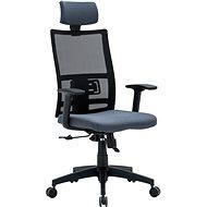 ANTARES Mija šedá - Kancelářská židle