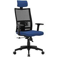 ANTARES MIJA modrá - Kancelářská židle