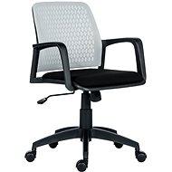 ANTARES Durango světle šedá - Kancelářská židle