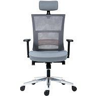 ANTARES Next šedá - Kancelářská židle