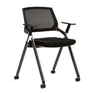 ANTARES Zen černá - Konferenční židle