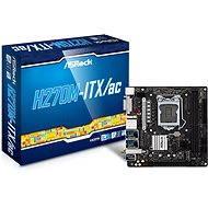 ASROCK H270M-ITX/AC - Základní deska