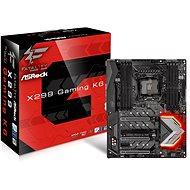 ASRock Fatal1ty X299 Gaming K6 - Základní deska