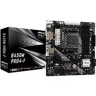 ASRock B450M PRO4-F - Motherboard