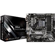 ASROCK B450M Pro4 - Motherboard