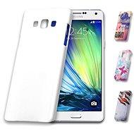 Skinzone vlastní styl Snap pro Samsung Galaxy A7 - Ochranný kryt Vlastní styl