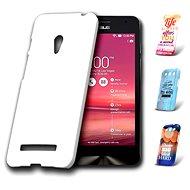 Skinzone vlastní styl Snap pro Asus Zenfone 5 (A501CG) - Ochranný kryt Vlastní styl