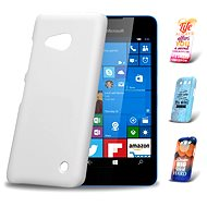 Skinzone vlastní styl Snap pro Microsoft Lumia 550 - Ochranný kryt Vlastní styl