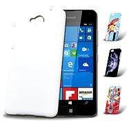 Skinzone vlastní styl Snap pro Microsoft Lumia 650 - Ochranný kryt Vlastní styl