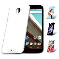 Skinzone vlastní styl Snap pro Motorola Nexus 6 - Ochranný kryt Vlastní styl