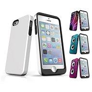 Skinzone vlastní styl Tough pro iPhone 5/5S/SE - Ochranný kryt Vlastní styl