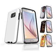 Skinzone vlastní styl Tough pro Samsung Galaxy S7 edge - Ochranný kryt Vlastní styl