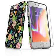 MojePouzdro Tough pro iPhone 8 Plus SLVS0026 Noční zahrada - Ochranný kryt by Alza