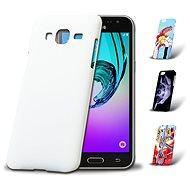 Skinzone vlastní styl Snap pro Samsung Galaxy J3 (2016) J320F - Ochranný kryt Vlastní styl
