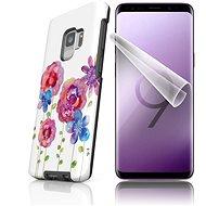 """Moje pouzdro """"Louka"""" + ochranná fólie pro Samsung Galaxy S9 - Ochranný kryt by Alza"""