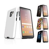 Skinzone vlastní styl Tough pro SAMSUNG Galaxy A8 - Ochranný kryt Vlastní styl