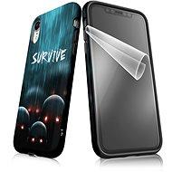 "Moje pouzdro ""Zombie"" + ochranná fólie pro APPLE iPhone XR  - Ochranný kryt by Alza"