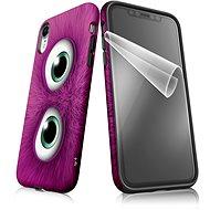 """Moje pouzdro """"Pod dozorem"""" + ochranná fólie pro APPLE iPhone XR - Ochranný kryt by Alza"""