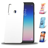 Skinzone vlastní styl Snap kryt pro SAMSUNG Galaxy A9 (2018) - Ochranný kryt Vlastní styl