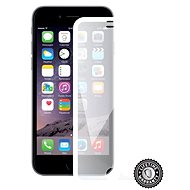 ScreenShield Tempered Glass Apple iPhone 6 a iPhone 6S bílé - Ochranné sklo